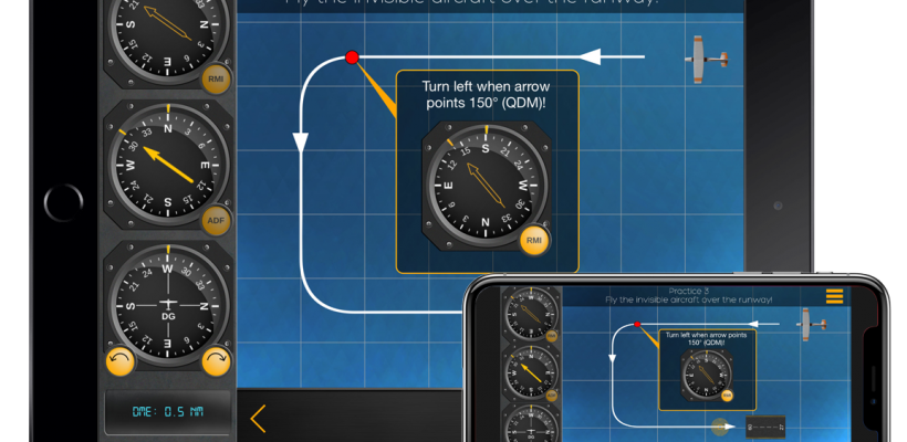 flygo pilot trainer ifr best simulator iphone ipad
