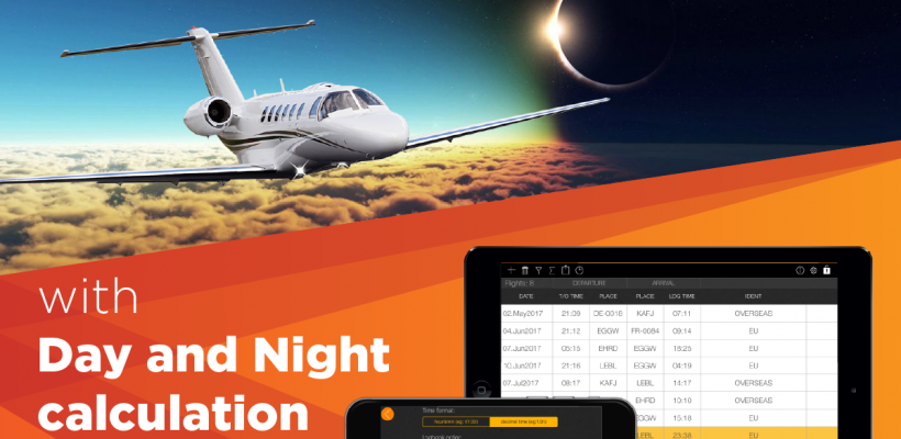 flygo pilot logbook international aviation apps for pilots day night calculation