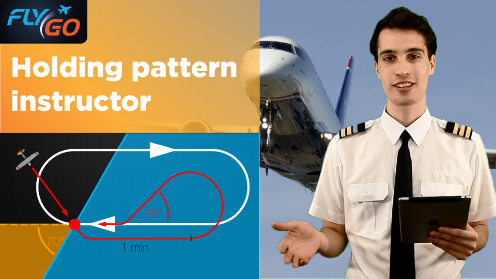 flygo ifr holding pattern app pilot practice introduction video education how to use