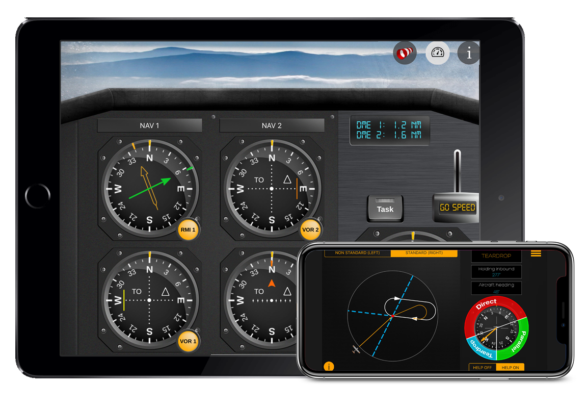 flygo ifr trainer app all in 1 ipad iphone