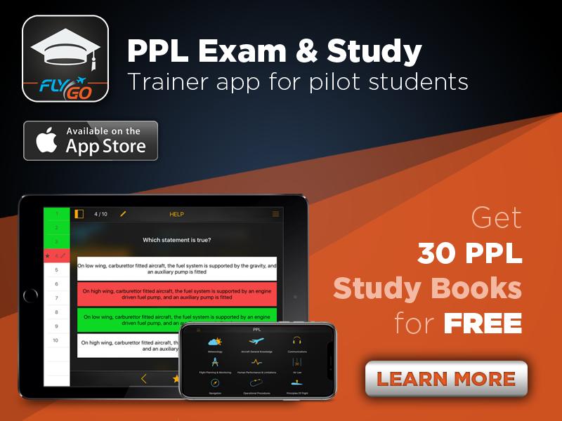 ppl exam study trainer app pilot students books free appstore