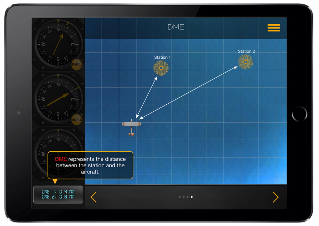 Start to learn IFR flying: FREE ADF and RMI app for pilots