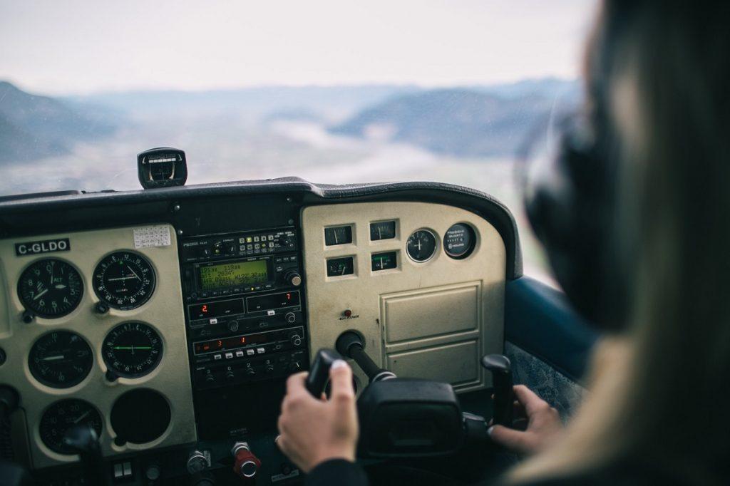 pilot cockpit instrument adf rmi flygo app free