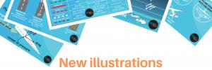 New illustrations